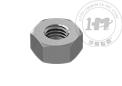 低强度碳钢六角螺母