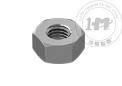 高强度碳钢六角螺母