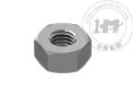 极限强度碳钢六角螺母