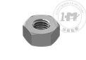 超耐腐蚀高强度Bumax 88不锈钢六角螺母