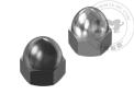 低强度碳钢六角袋型螺母