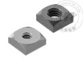 低强度方碳钢螺母