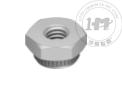 公制钣金用压入式碳钢系留螺母