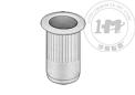 耐扭铝质铆螺母