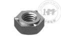公制碳钢六角焊接螺母