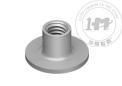 公制碳钢圆底座焊接螺母