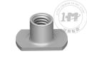 碳钢窄底座焊接螺母