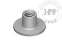 公制碳钢窄底座焊接螺母