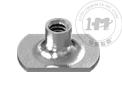 不锈钢窄底座焊接螺母