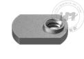 碳钢偏心窄底座焊接螺母