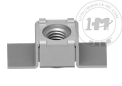 公制对齐型焊接螺母