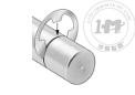 公制侧装外卡环(E型)