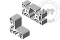 40系列铝型材