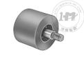 耐磨单向锁定带螺杆驱动轮/惰轮