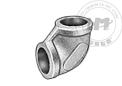 低壓承插焊接不銹鋼無螺紋管接頭