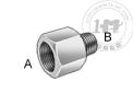 極限高壓不銹鋼螺紋轉換接頭