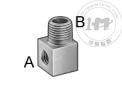 微型中壓不銹鋼螺紋管接頭