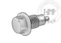 低壓鋼帶磁鐵螺紋管堵頭