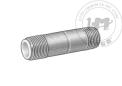 低壓連接異種金屬熱浸鋅鋼管螺紋接套