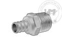 黃銅插心管接頭 - 飲用水