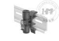 DIN軌道安裝快插管接頭 - 空氣