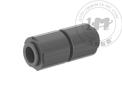 縮醛塑料快插管接頭 - 不銹鋼轉塑料管用