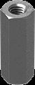低强度碳钢连接螺母
